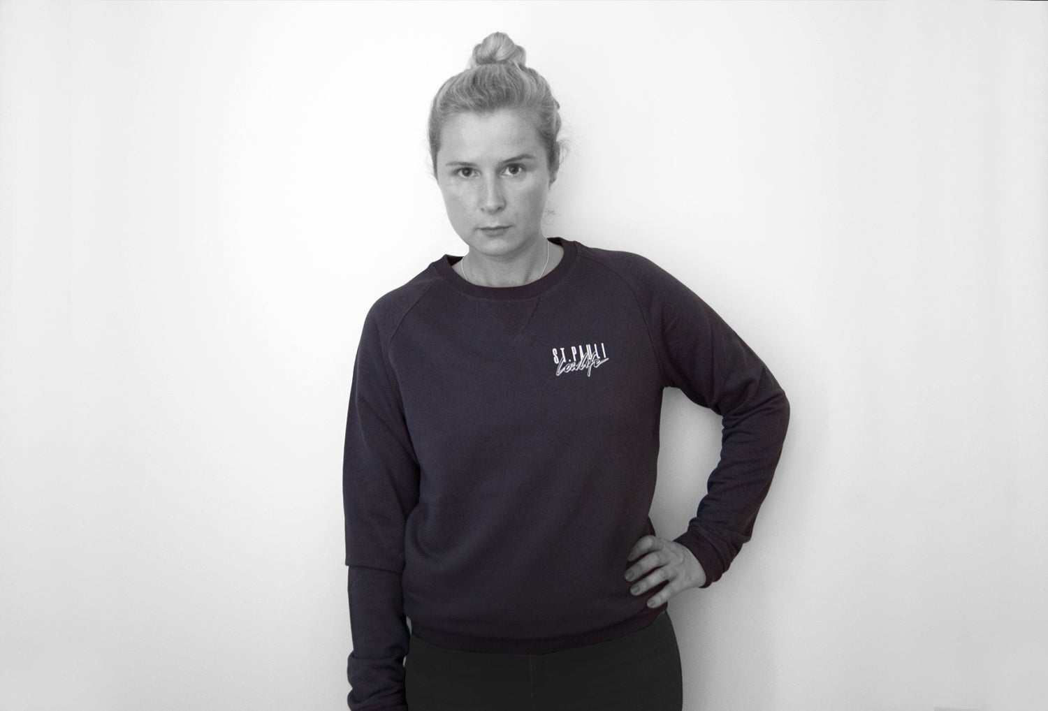 Image of Malibu Sweater // Unisex // graublau