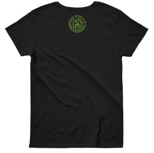 Image of Lady S.O.L.E. Limited Edition Tee Black