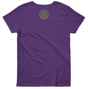 Image of Lady S.O.L.E. Limited Edition Tee Purple