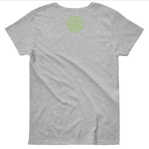 Image of Lady S.O.L.E. Limited Edition Tee Grey