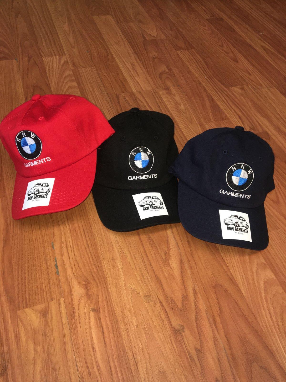 Image of RNW® BMW Caps