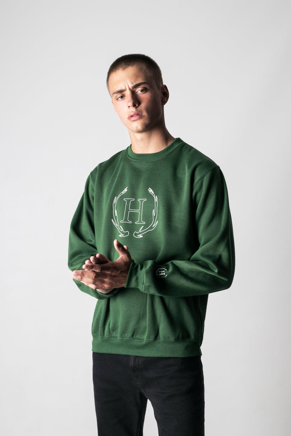 Image of SILHOUETTE SWEATER