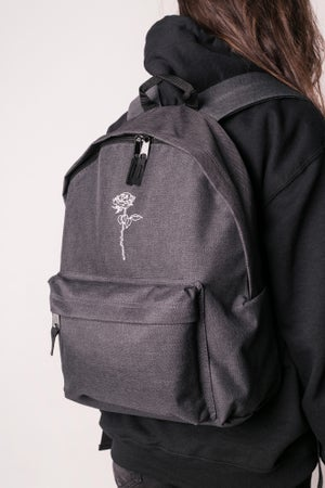 Image of ANTHRACITE ROSE BAG