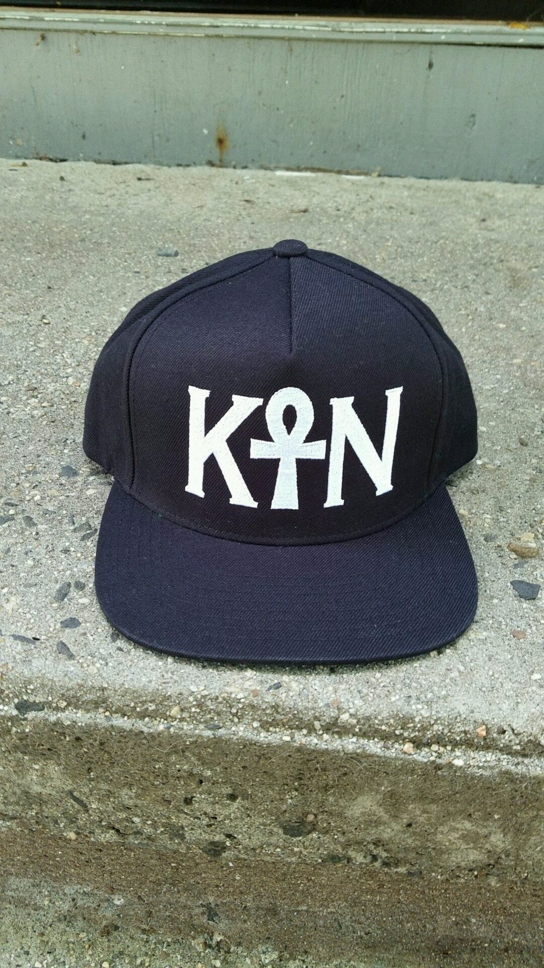 Image of (Limited Edition) Black Kin Crown