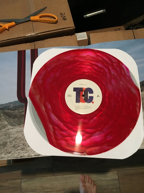 "Image of Everything Out of Tune 12"" LP Limited Edition Waxmage Variant"
