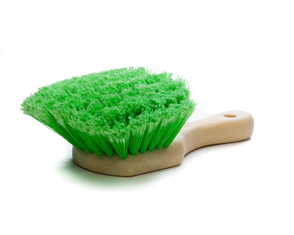 Image of Green Premium Soft Wash Brush