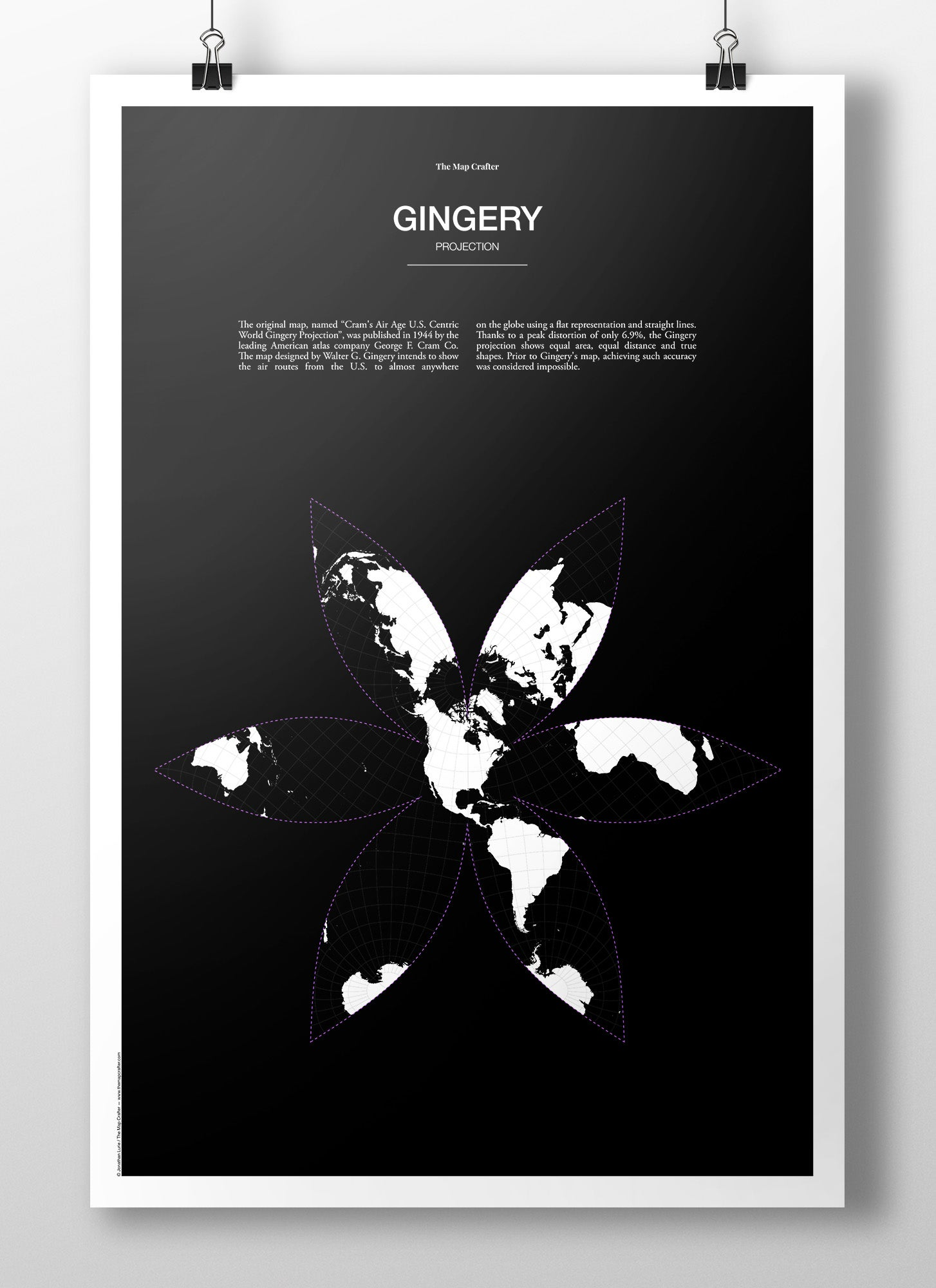Image of Gingery Projection Poster