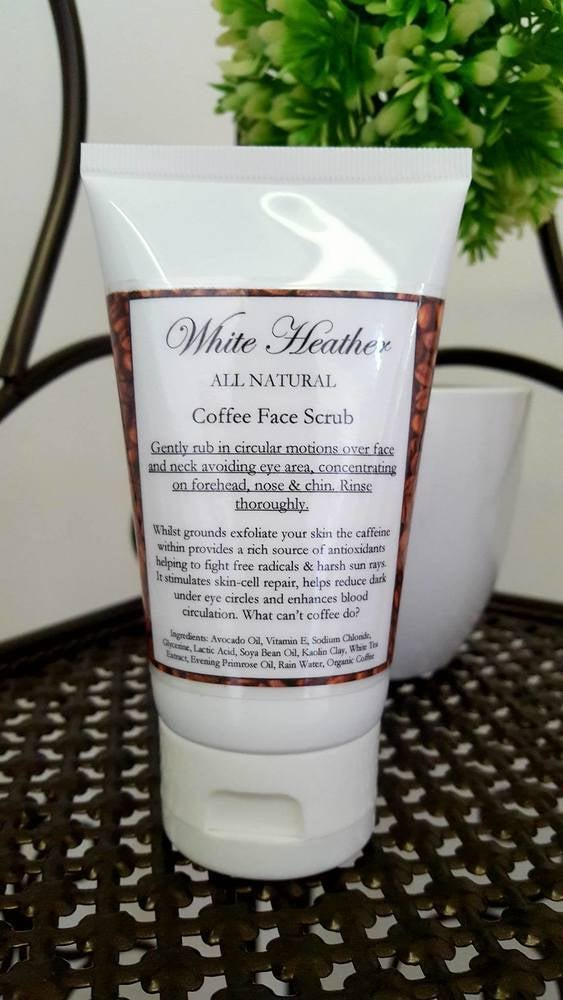 Image of Coffee Face Scrub