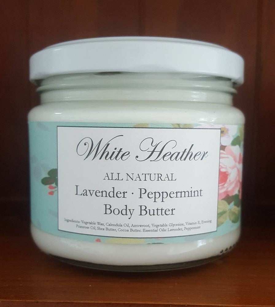 Image of Lavender & Peppermint Body Butter