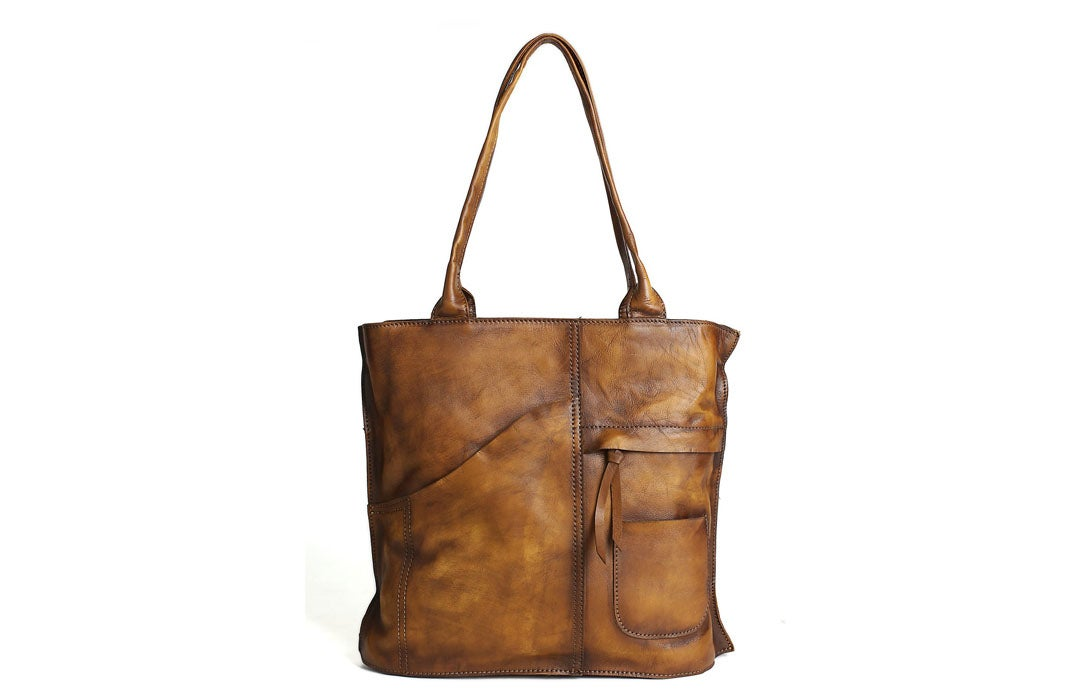 MoshiLeatherBag - Handmade Leather Bag Manufacturer — Vintage Brown ... 17e99006f84e7