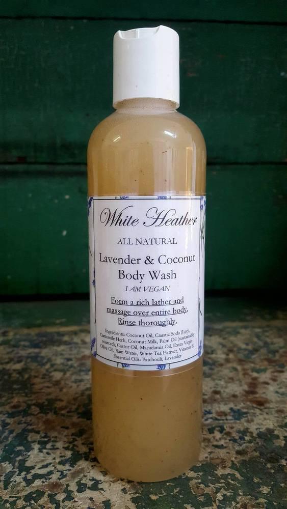 Image of Lavender Coconut Milk Body Wash