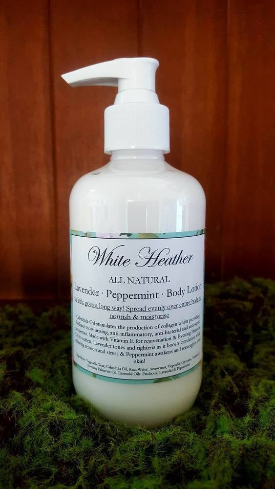 Image of Lavender & Peppermint Body Lotion