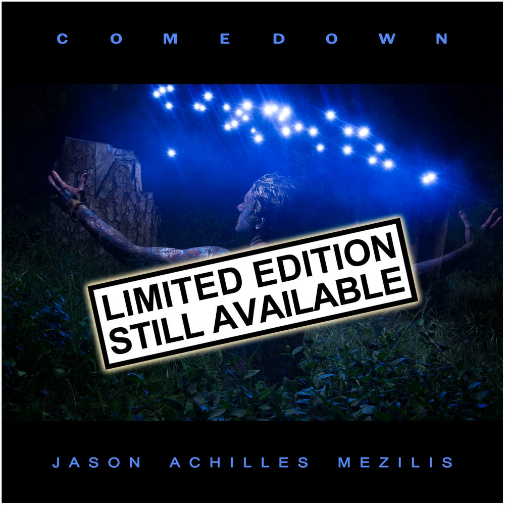 """Image of """"Comedown"""" LP - vinyl release"""