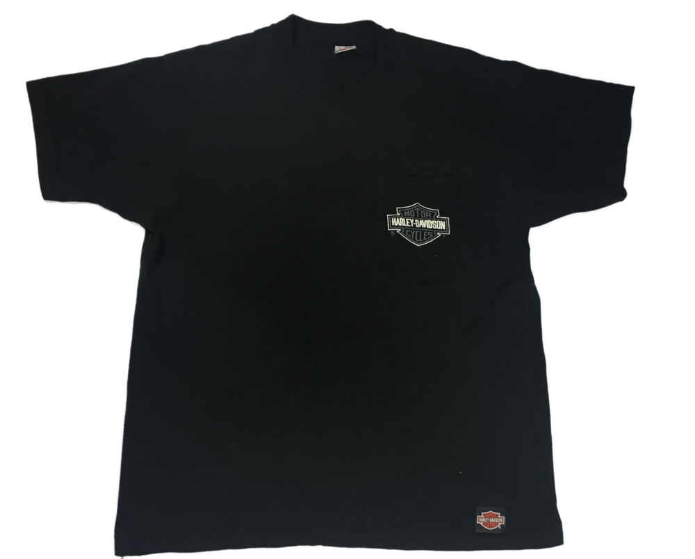 Image of Harley Davidson Pocket tee
