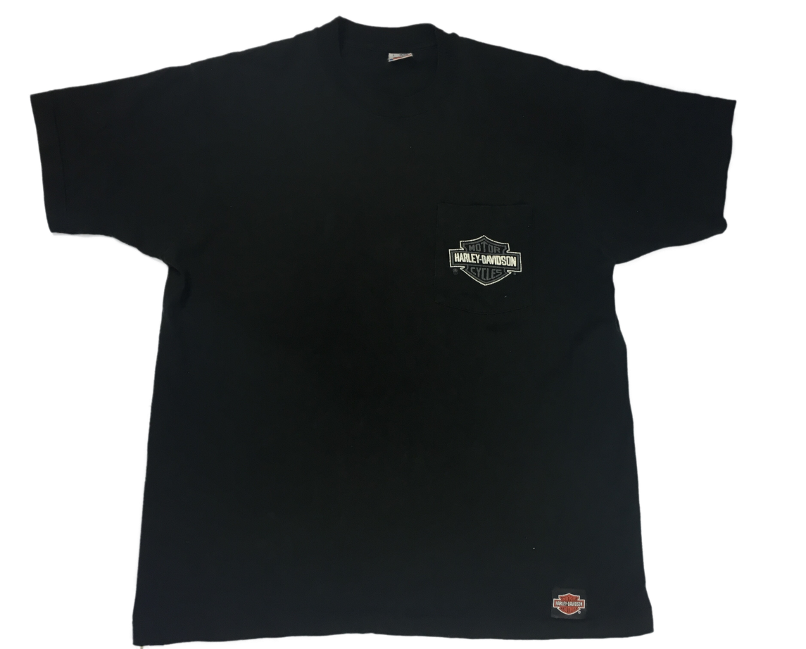 Image of Harley Davidson Pocket tee