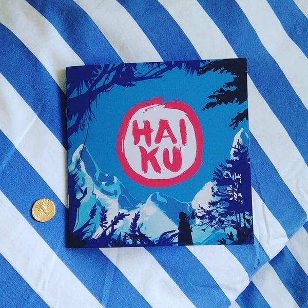 Image of Illustrated Haiku book