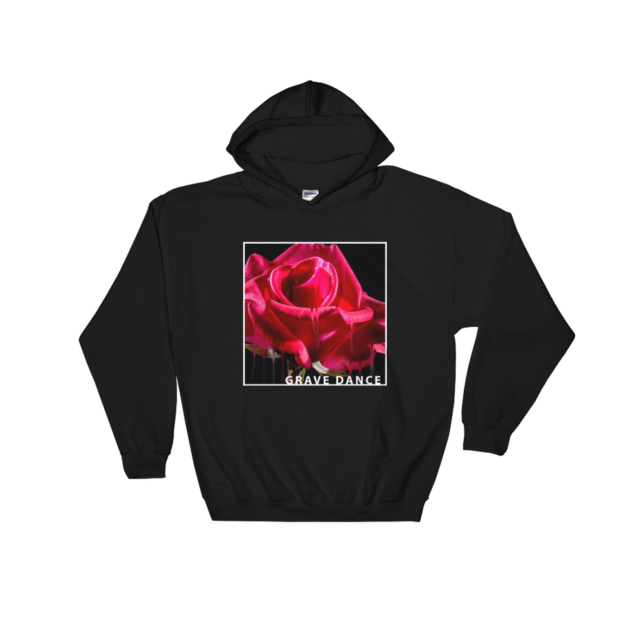Image of MELTING ROSE HOODIE