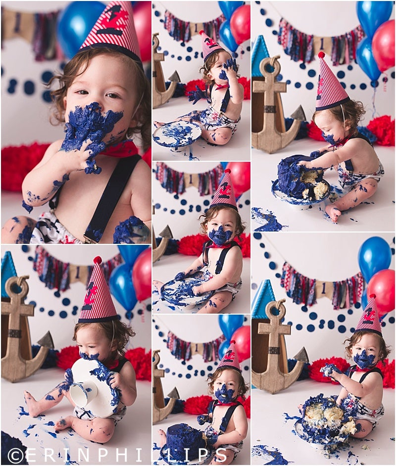Image of Cake smash session *deposit*