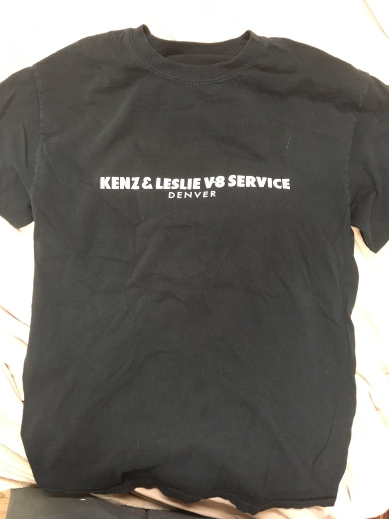 Image of Kenz & Leslie Odd Rod Shirt