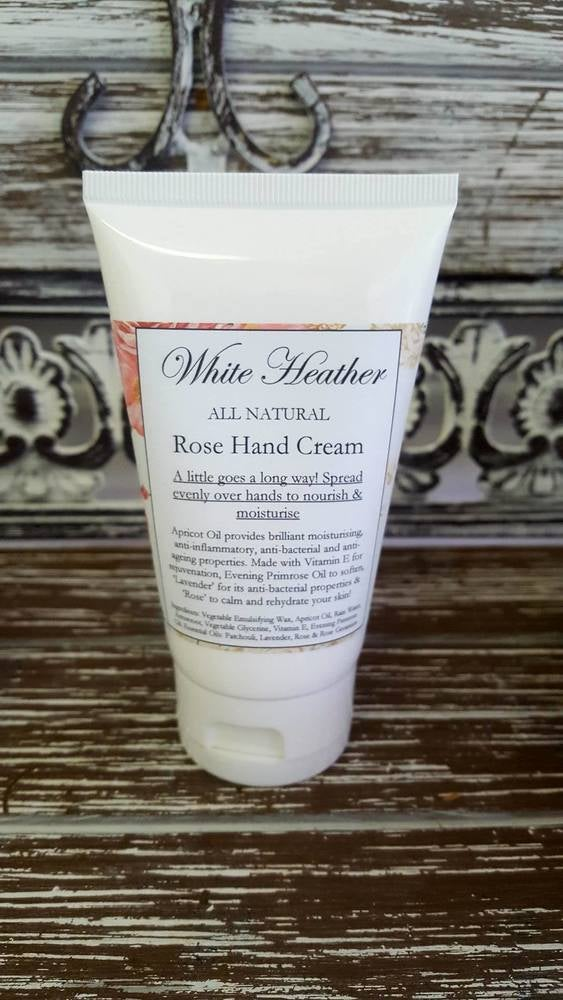 Image of Rose Hand Cream