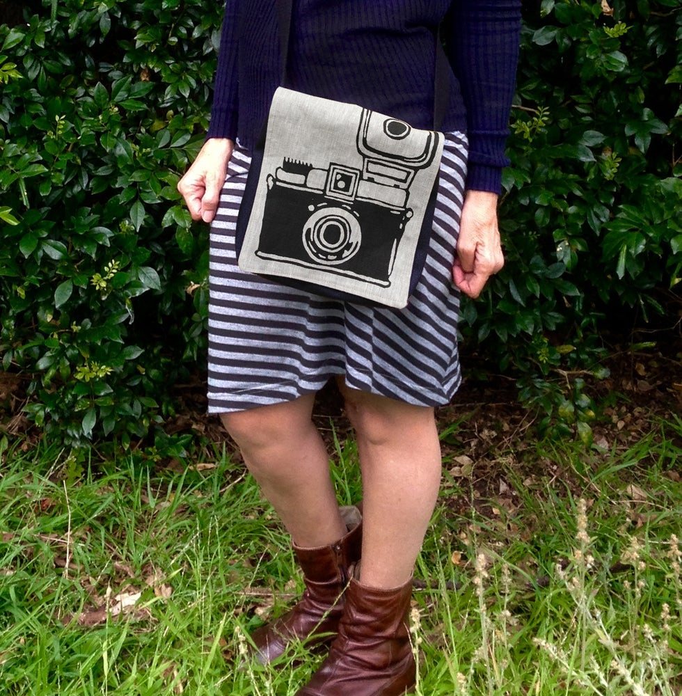 Image of Camera Handbag