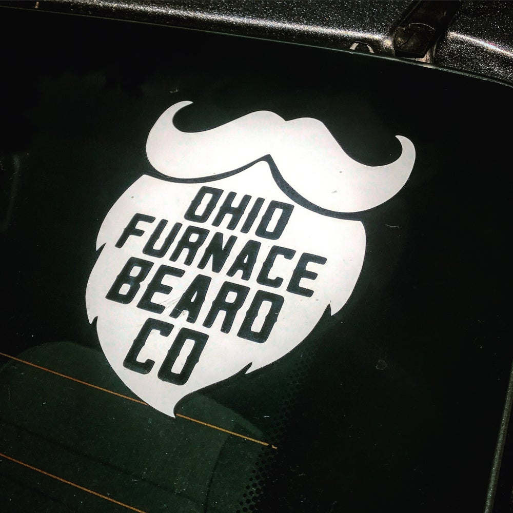 Image of Ohio Furnace Beard Co Decal