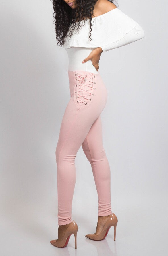 Image of Lacy Pants Blush