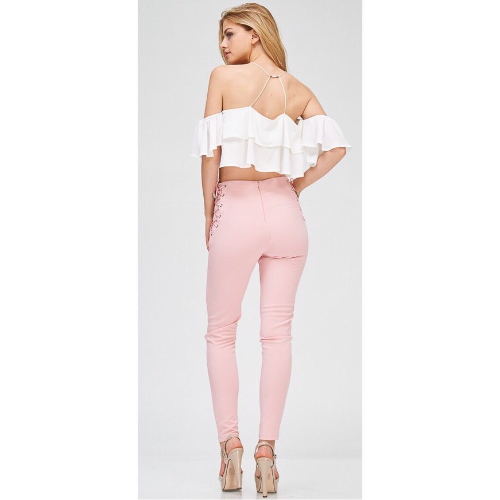 Image of Lacy Pants Blush