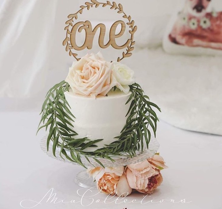 Image of Cake Toppers