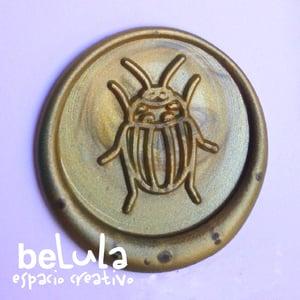Image of Sello de lacre: Escarabajo