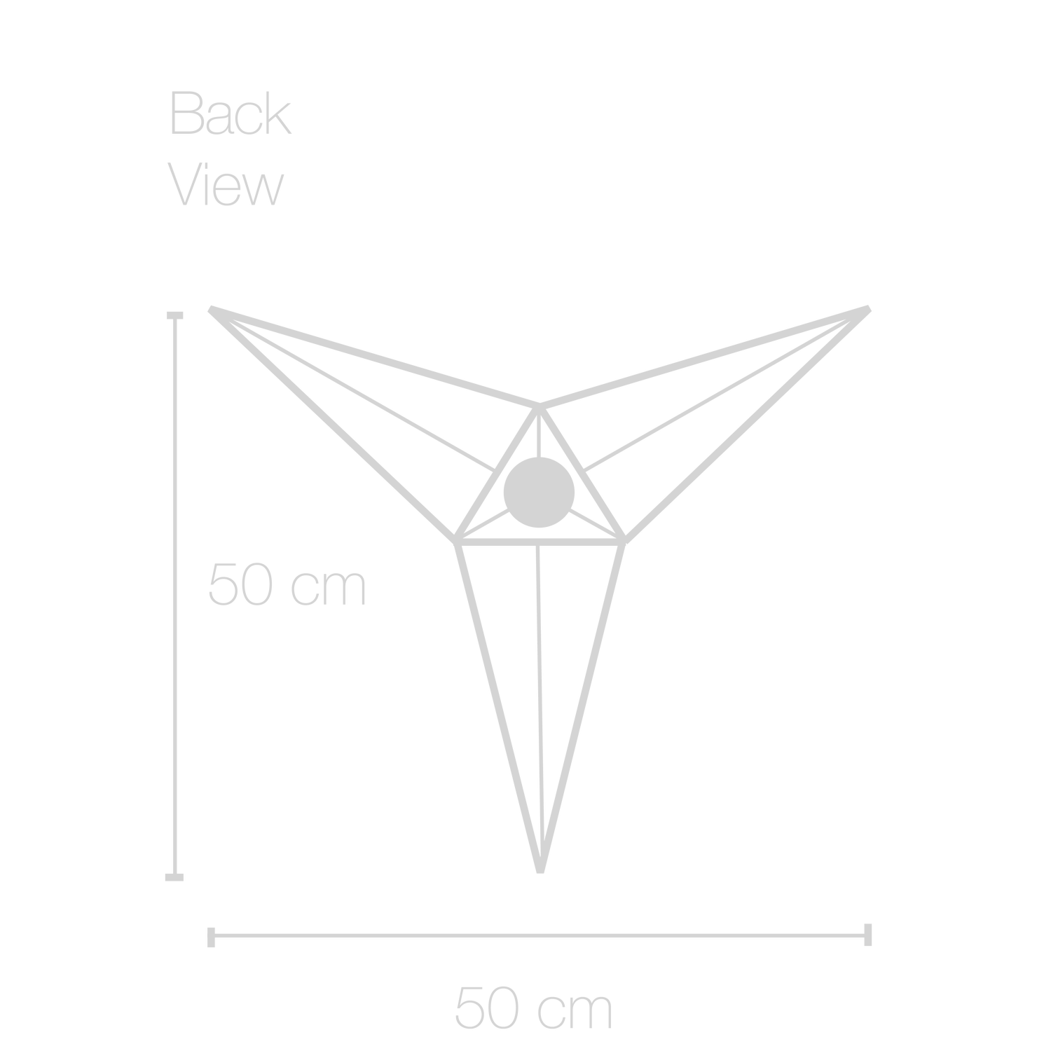 Image of STELLATED TETRAHEDRON (ST 01)