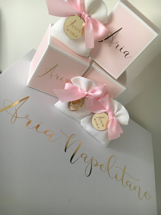 Image of Favour/Acrylic tags
