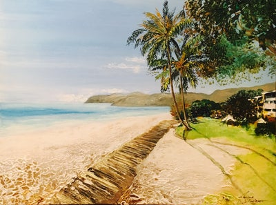 Image of 'Noosa' – Original Canvas (Acrylic)