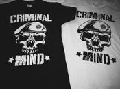 Image of 'CM Skull' T-Shirt *White or Black*