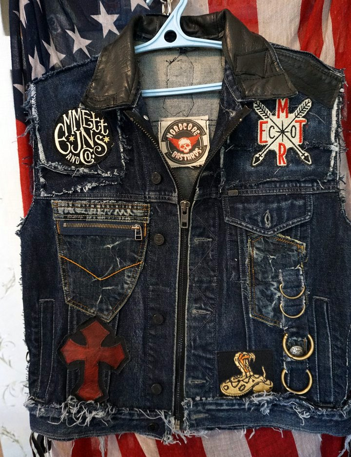 Image of Born Free Vest