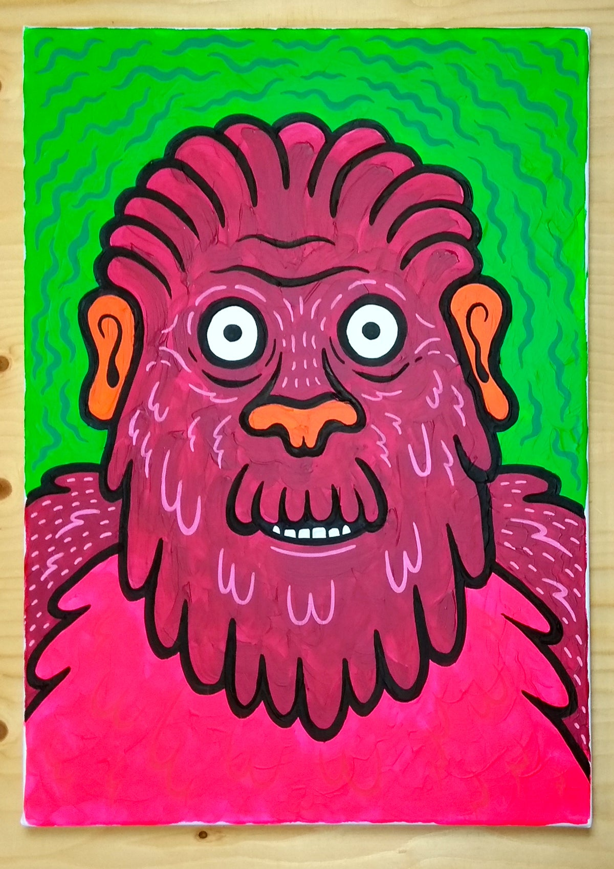 Image of Sasquatch