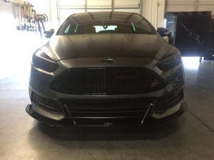 Image of Ford Focus ST front splitter