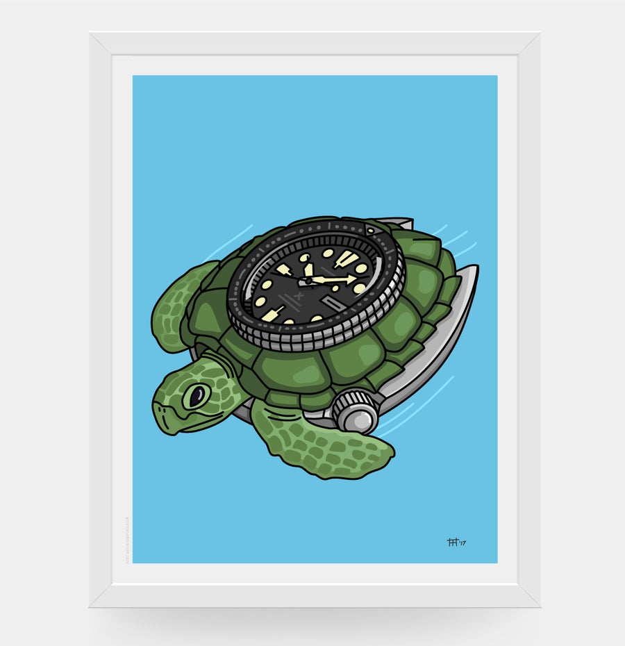 Image of Seiko Turtle