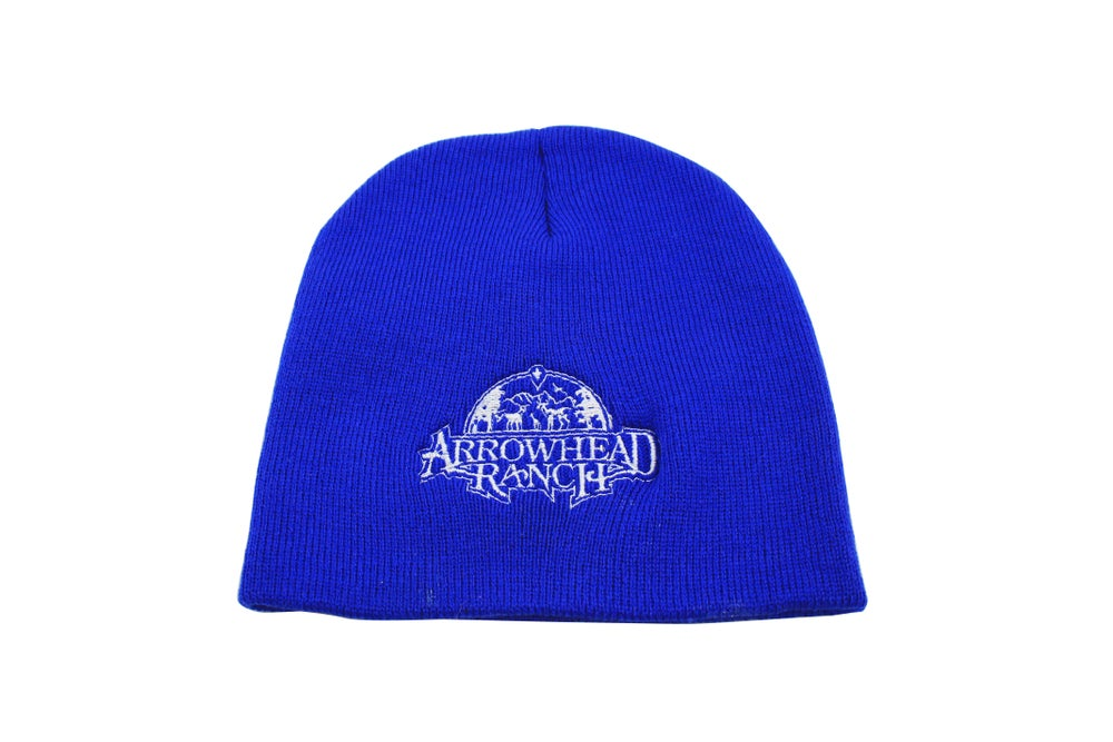 Image of Beanie Blue