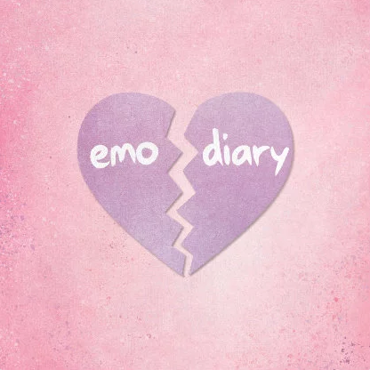 Image of emo diary issue i