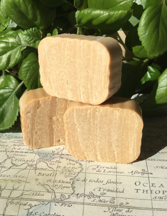Image of Bay Rum Soap/Shaving Bar