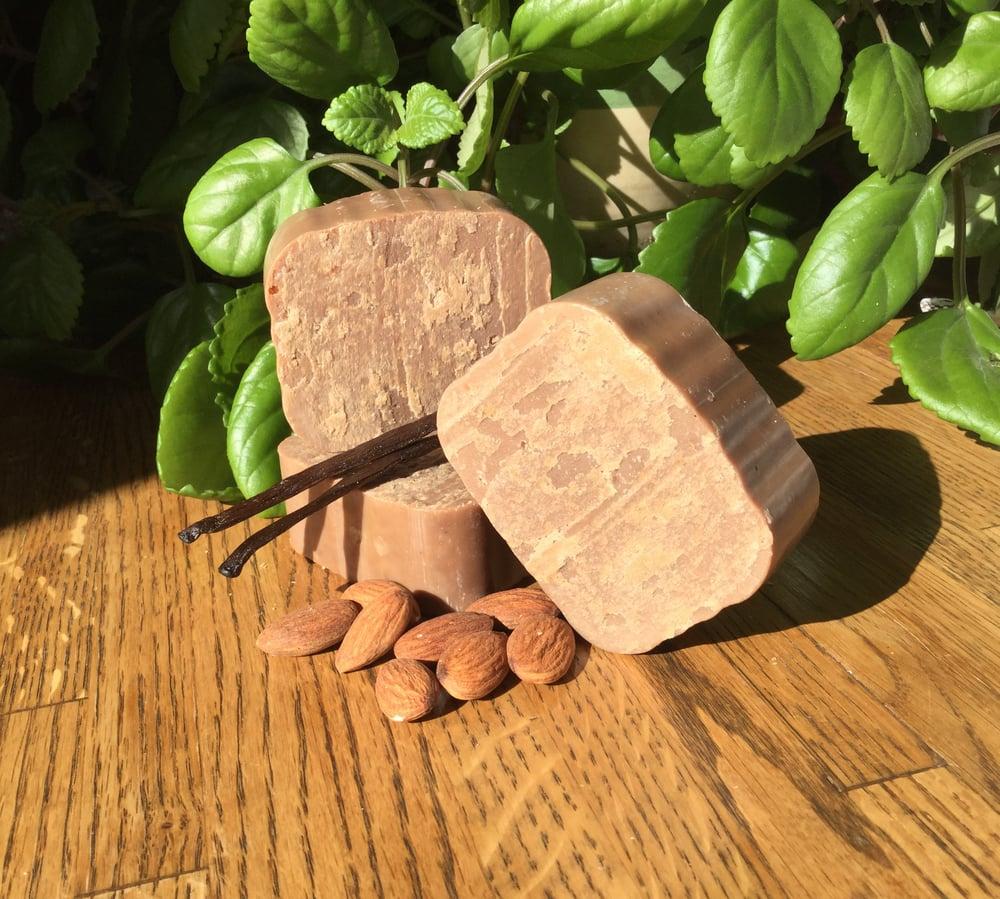 Image of Almond-Vanilla Soap