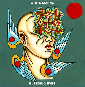 Image of White Manna - Bleeding Eyes (CDr Edition - Jewel Case) 9 LEFT