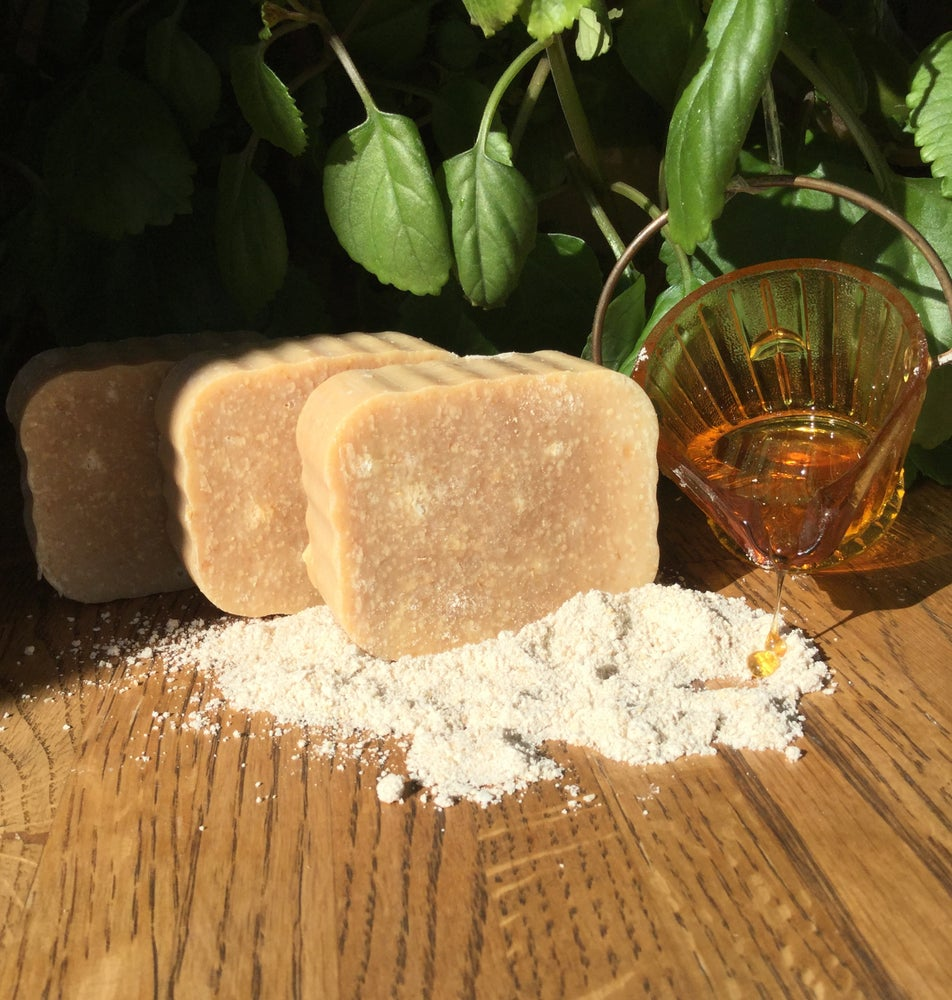 Image of Oatmeal/Honey Soap