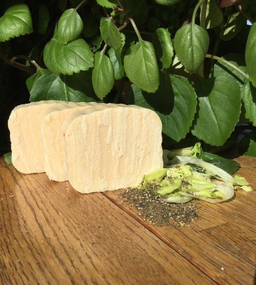 Image of Lettuce/Green Tea Soap