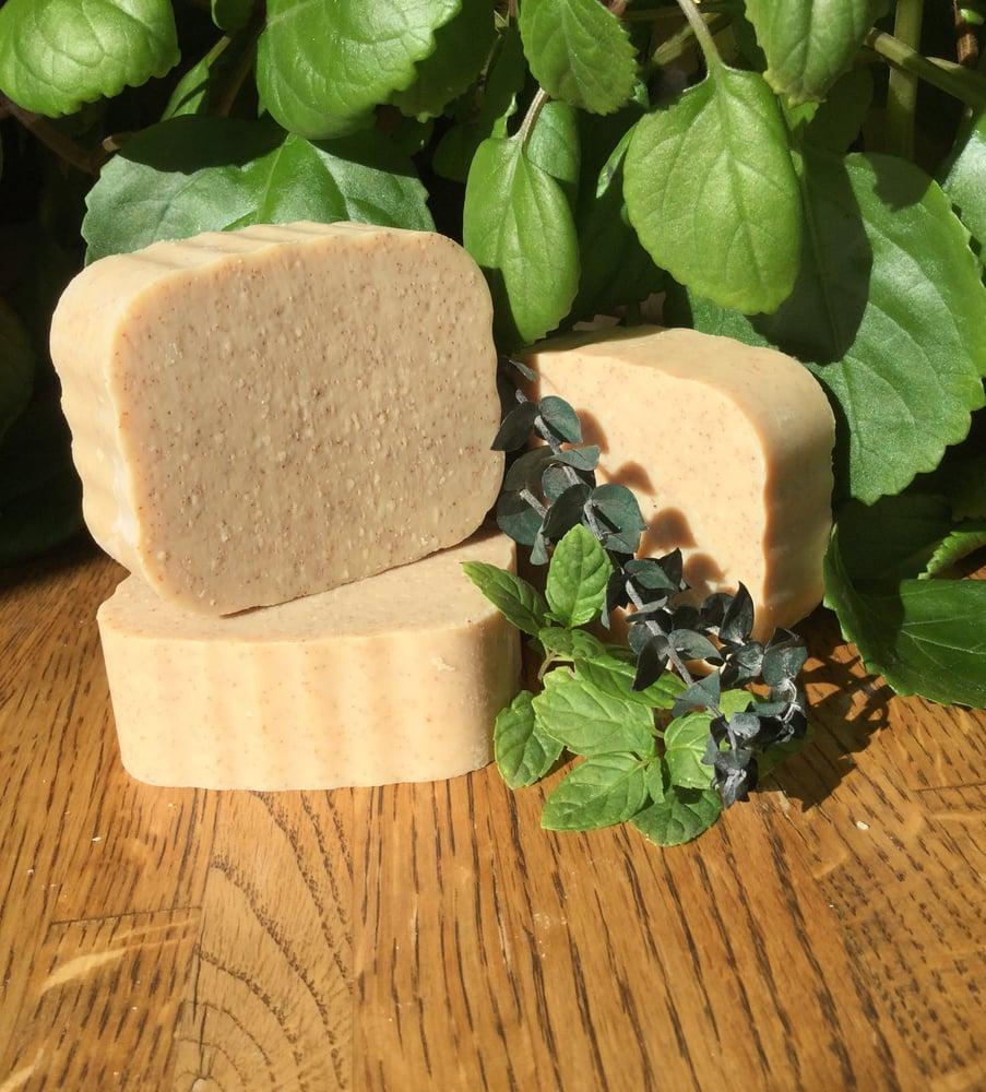 Image of Spearmint/Eucalyptus Soap