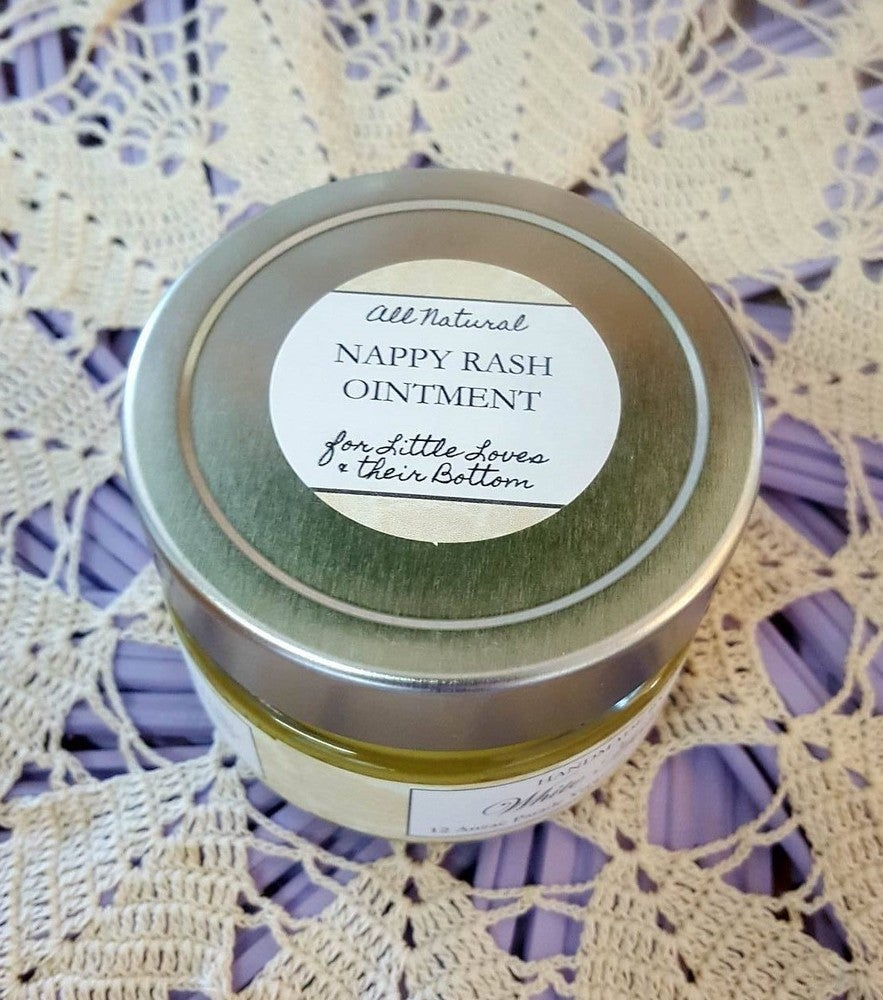 Image of Nappy Rash Ointment