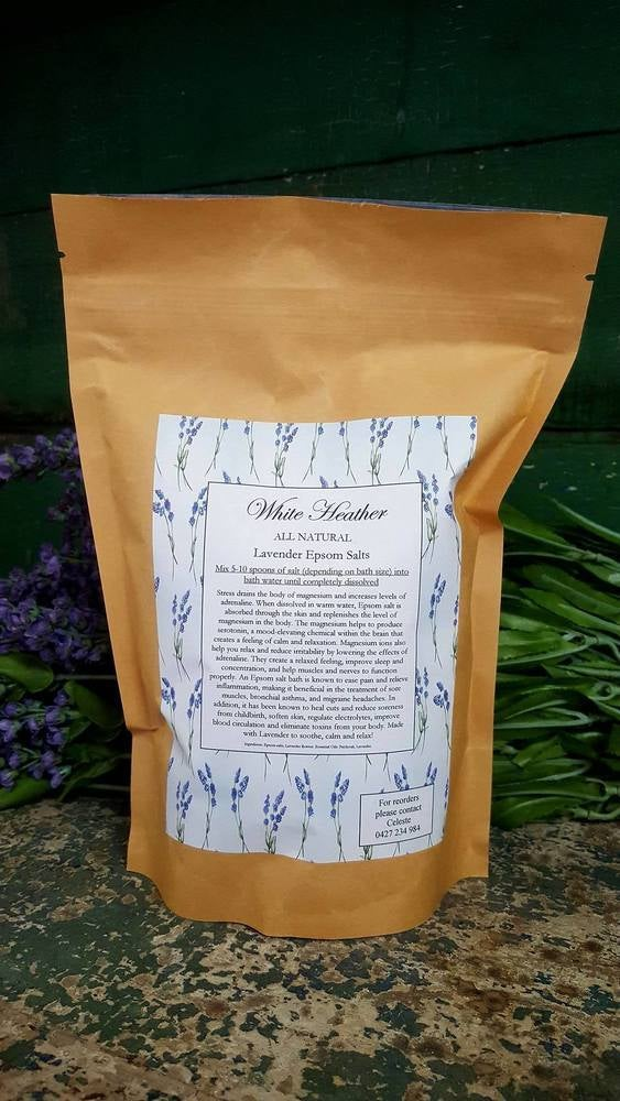 Image of Lavender Epsom Salts