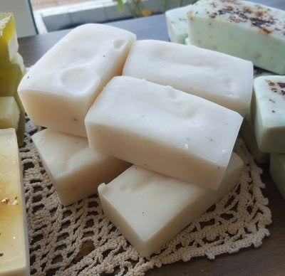 Image of Coconut Milk Soap with Organic Oil