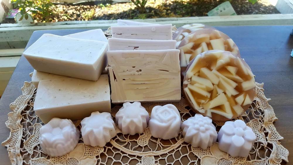 Image of Lavender Goats Milk Soap